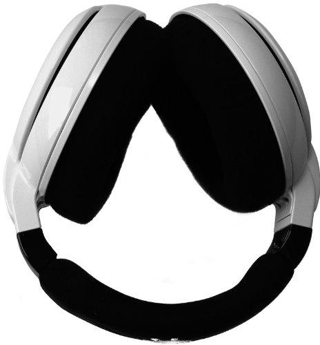 steel series 51105 siberia neckband casque tour de cou avec micro blanc 0 3 casque audio et micro. Black Bedroom Furniture Sets. Home Design Ideas