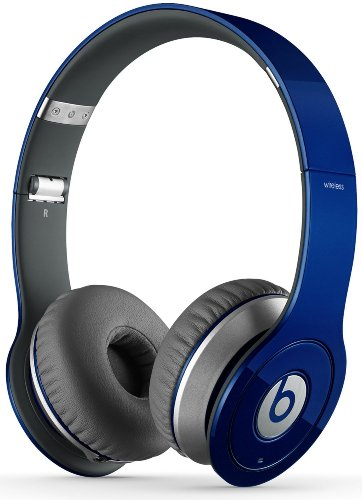 beats by dr dre wireless casque audio sans fil bleu. Black Bedroom Furniture Sets. Home Design Ideas